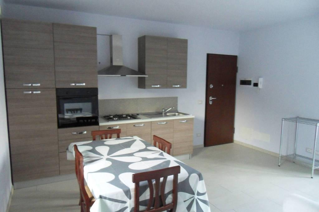 Appartamento in ottime condizioni arredato in affitto Rif. 8690776