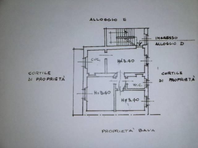 Appartamento da ristrutturare in vendita Rif. 6965542