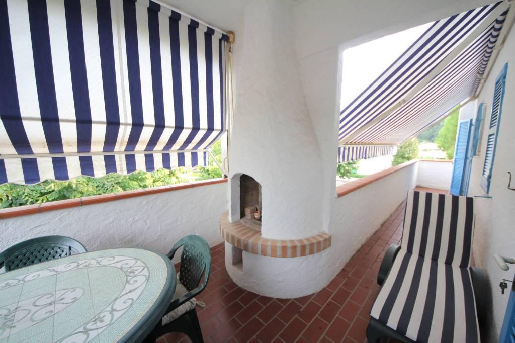 Appartamento con terrazzo e ottima esposizione, due camere.