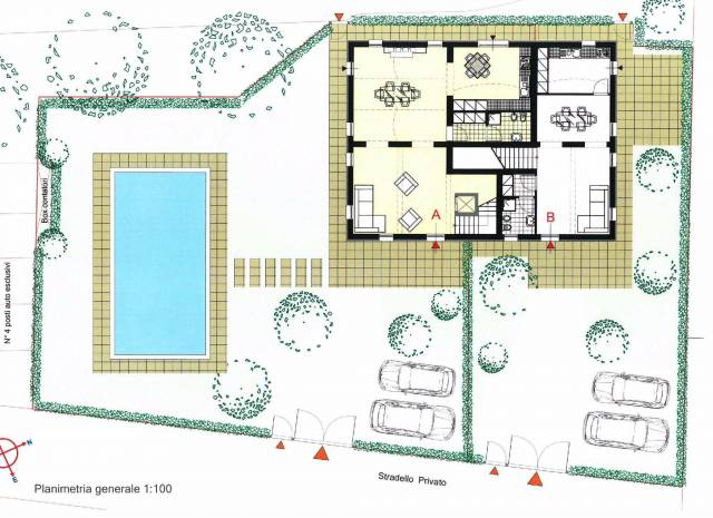 Villa-Villetta Vendita Formigine