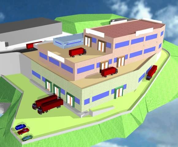 Area industriale per capannone o commerciale Rif.11754832