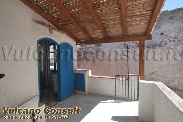 Appartamento bilocale in vendita a Lipari (ME)