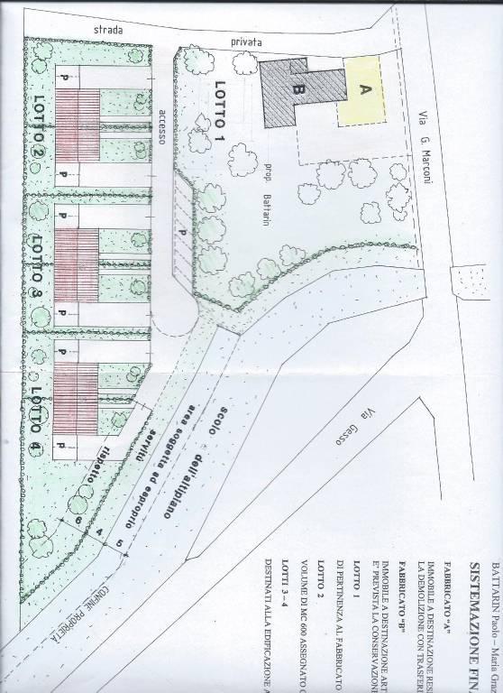 Terreno Edificabile Residenziale in vendita a Arzergrande, 9999 locali, prezzo € 70.000 | CambioCasa.it