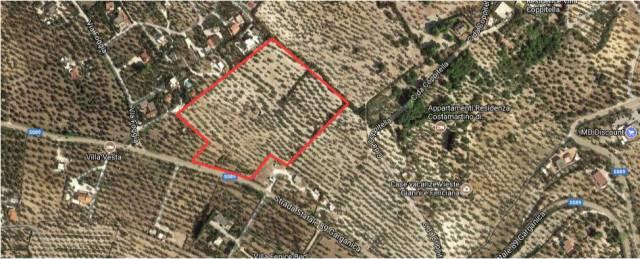 Terreno a ridosso del centro urbano di Vieste Rif. 5076067