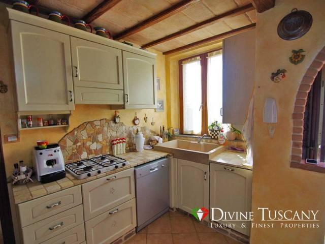 Grazioso appartamento in borgo vicino a Montepulciano