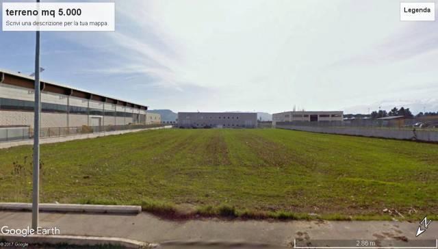 Terreno per capannone industriale