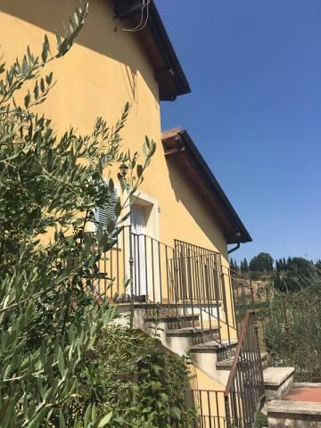 Appartamento panoramico in vendita a Cetona
