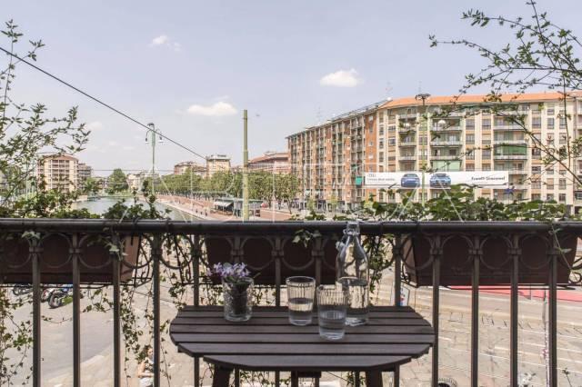 Appartamento in vendita 3 vani 89 mq.  Alzaia Naviglio Pavese 2 Milano