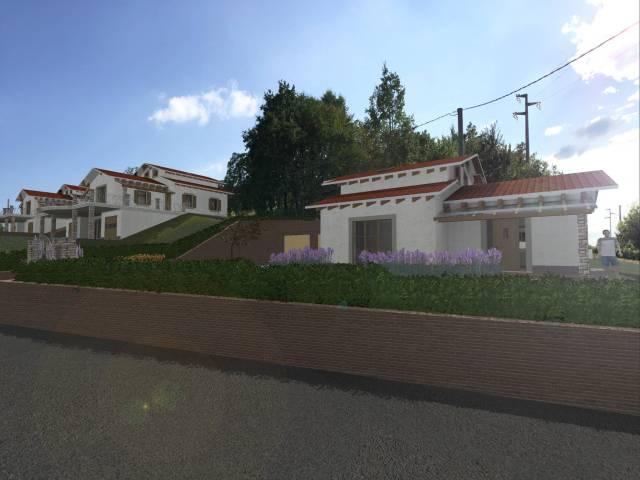 Villa in Vendita a Camerano Casasco Centro: 5 locali, 165 mq