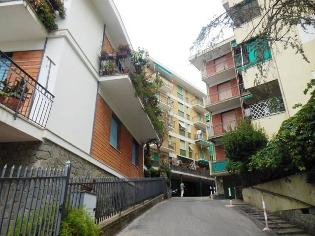 Attico trilocale in vendita a Rapallo (GE)