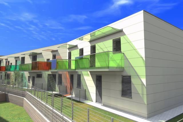 Villa a schiera quadrilocale in vendita a Livorno (LI)