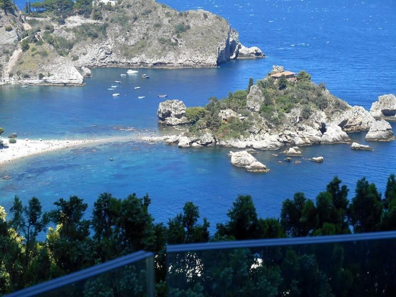 Taormina - Isolabella Panoramico trivani