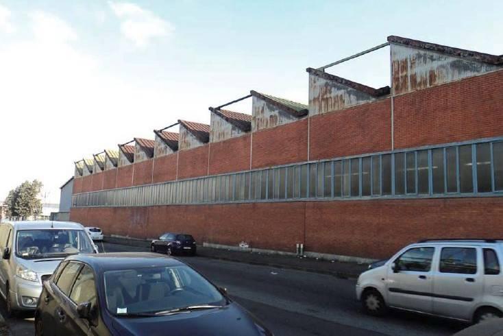Capannone in vendita a Torino, 6 locali, zona Borgo Vittoria, Madonna di Campagna, Barriera di Lanzo, prezzo € 372.000 | PortaleAgenzieImmobiliari.it