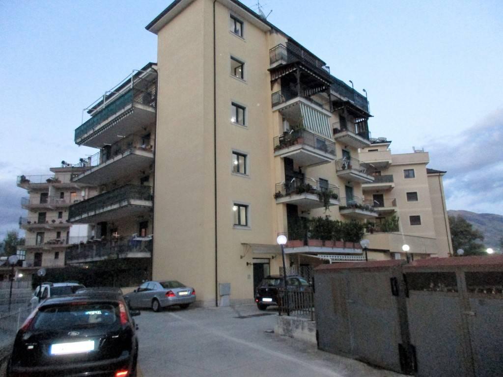 Signorile appartamento di recente costruzione