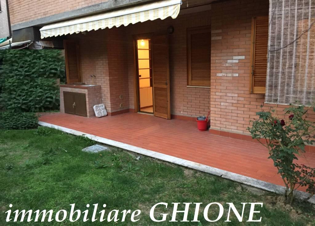 Appartamento in buone condizioni parzialmente arredato in vendita Rif. 7807105