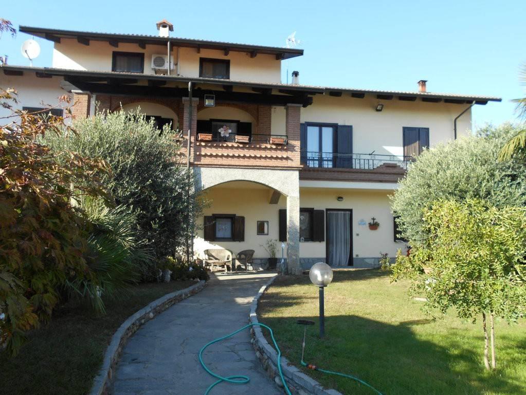 Foto 1 di Villa via Fuscaglia 11, Cigliano