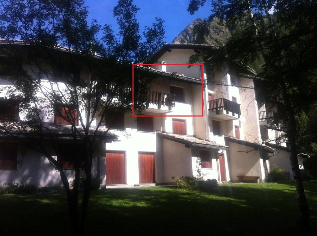 Appartamento in vendita a Gressoney-Saint-Jean, 2 locali, prezzo € 130.000 | PortaleAgenzieImmobiliari.it