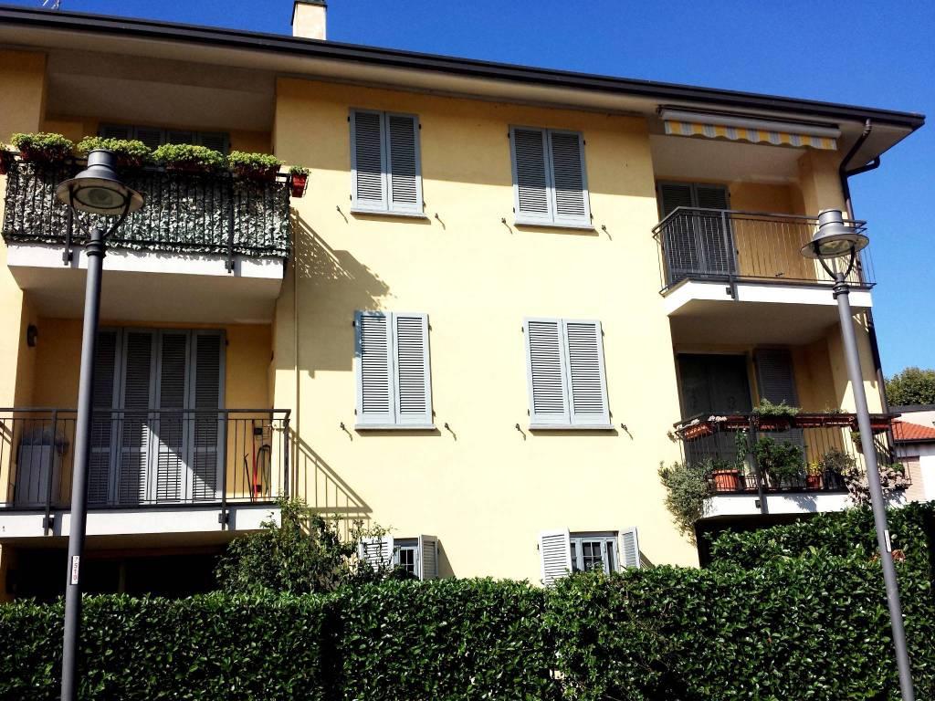 Appartamento in ottime condizioni arredato in affitto Rif. 9258466