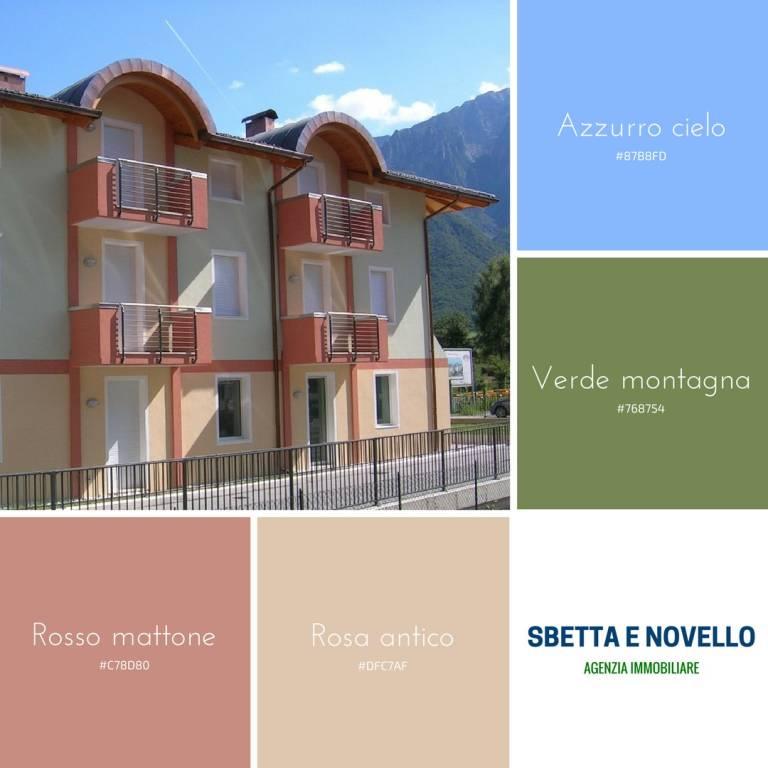 Appartamento in ottime condizioni arredato in vendita Rif. 9153695