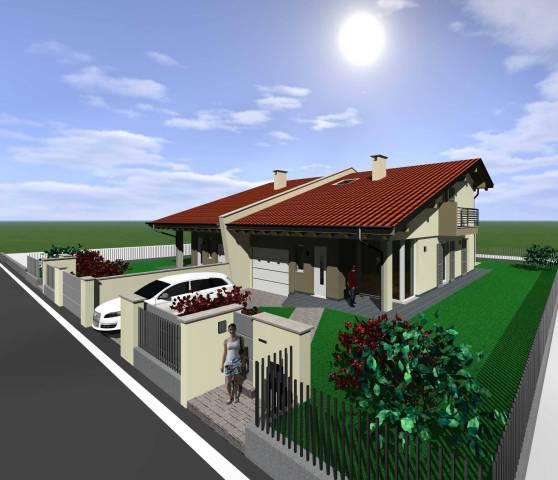 Villa in vendita a Bernezzo, 5 locali, prezzo € 297.000 | CambioCasa.it