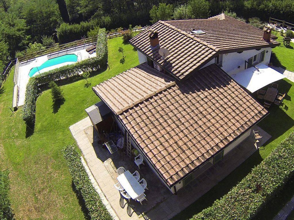 Villa 6 locali in vendita a Pescia (PT)