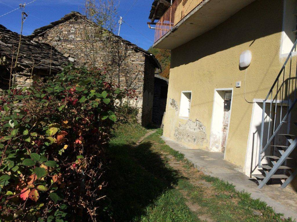 Foto 1 di Rustico / Casale Borgata Cresto, Monastero Di Lanzo