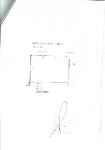 Capannone in vendita Montale Rif 671A
