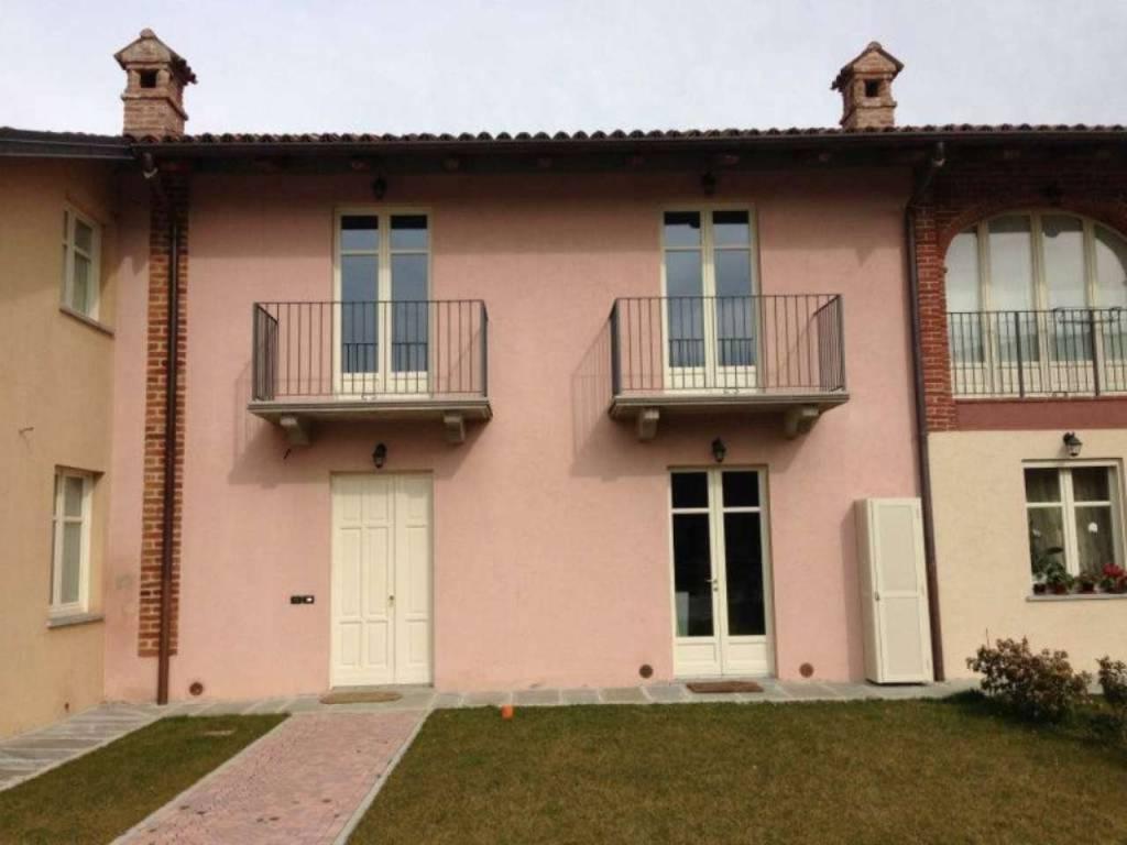 Villa a Schiera in vendita a Moriondo Torinese, 4 locali, prezzo € 180.000 | PortaleAgenzieImmobiliari.it