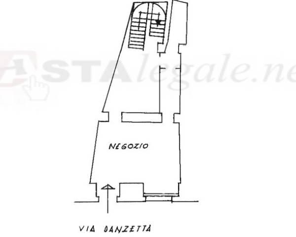 Negozio-locale in Affitto a Perugia: 100 mq  - Foto 1