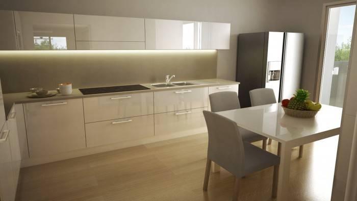 Appartamento in ottime condizioni parzialmente arredato in vendita Rif. 9292101