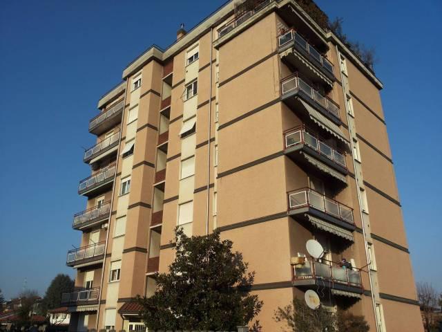 Bilocale Nova Milanese Vicolo Fiori 1
