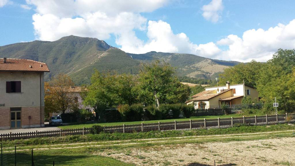 A pochi chilometri dal paese di Sassoferrato