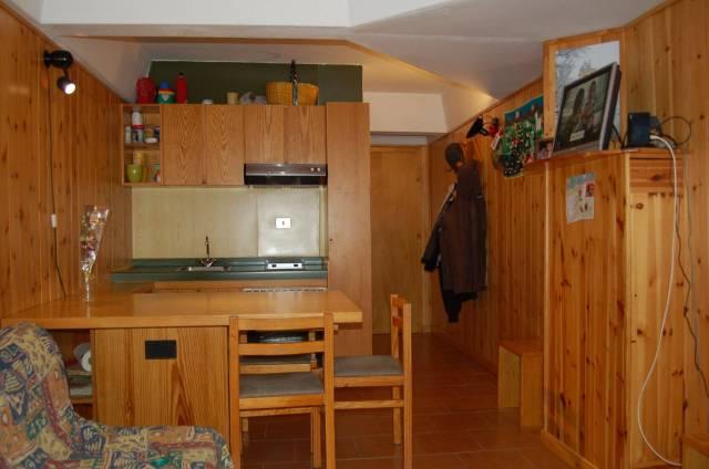 Appartamento in vendita a Mezzana, 2 locali, prezzo € 64.000   CambioCasa.it
