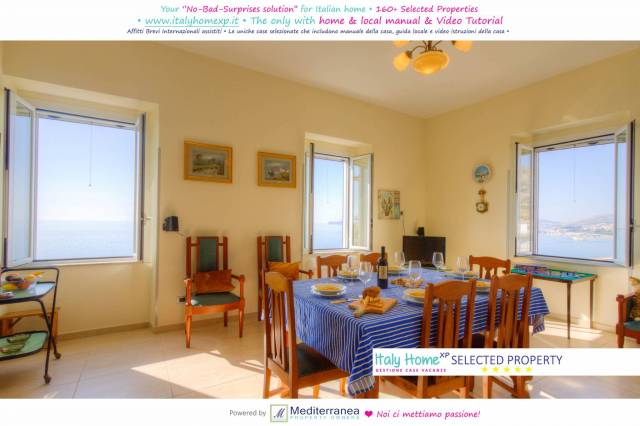 Appartamento 6 locali in affitto a Formia (LT)