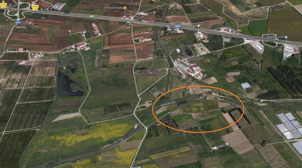 Terreno agricolo in vendita a Lamezia Terme (CZ)