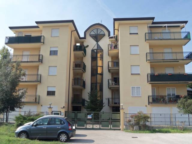 Appartamento quadrilocale in vendita a Pontecorvo (FR)