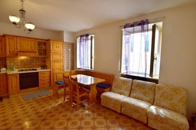 Appartamento in buone condizioni arredato in vendita Rif. 5002525