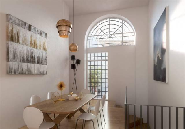 Appartamento in vendita 6 vani 220 mq.  via Leone X Firenze