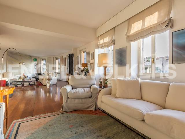 Appartamento in Vendita a Roma: 5 locali, 250 mq - Foto 3