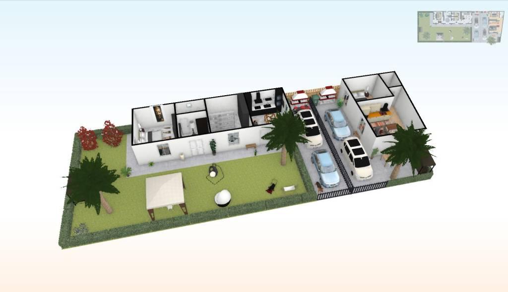 Villa in vendita a Polistena, 5 locali, prezzo € 50.000 | CambioCasa.it