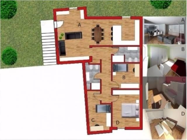 Appartamento in ottime condizioni in vendita Rif. 4231446