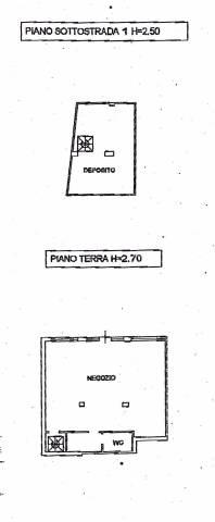 Negozio in vendita Gabicce Mare Rif. 4390844