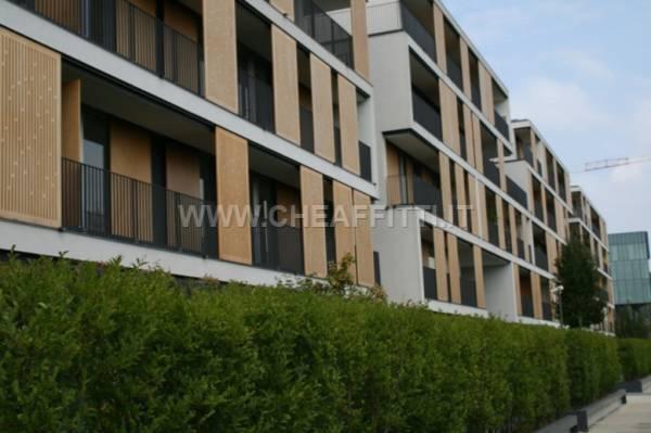 Appartamento parzialmente arredato in affitto Rif. 5417669