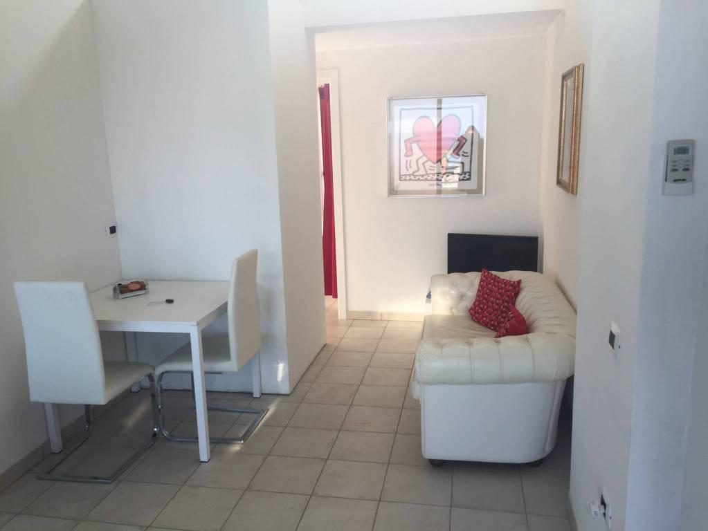 Appartamento in ottime condizioni arredato in affitto Rif. 8066412