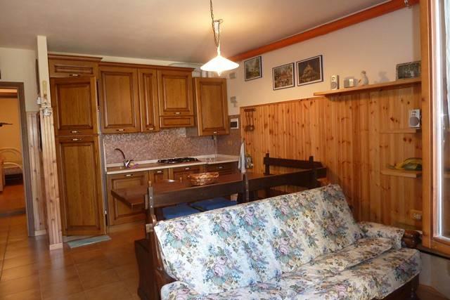 Appartamento in buone condizioni arredato in vendita Rif. 4910573