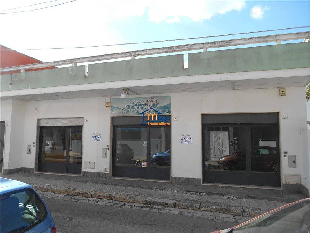Negozio / Locale in vendita a Alezio, 1 locali, prezzo € 39.000 | CambioCasa.it