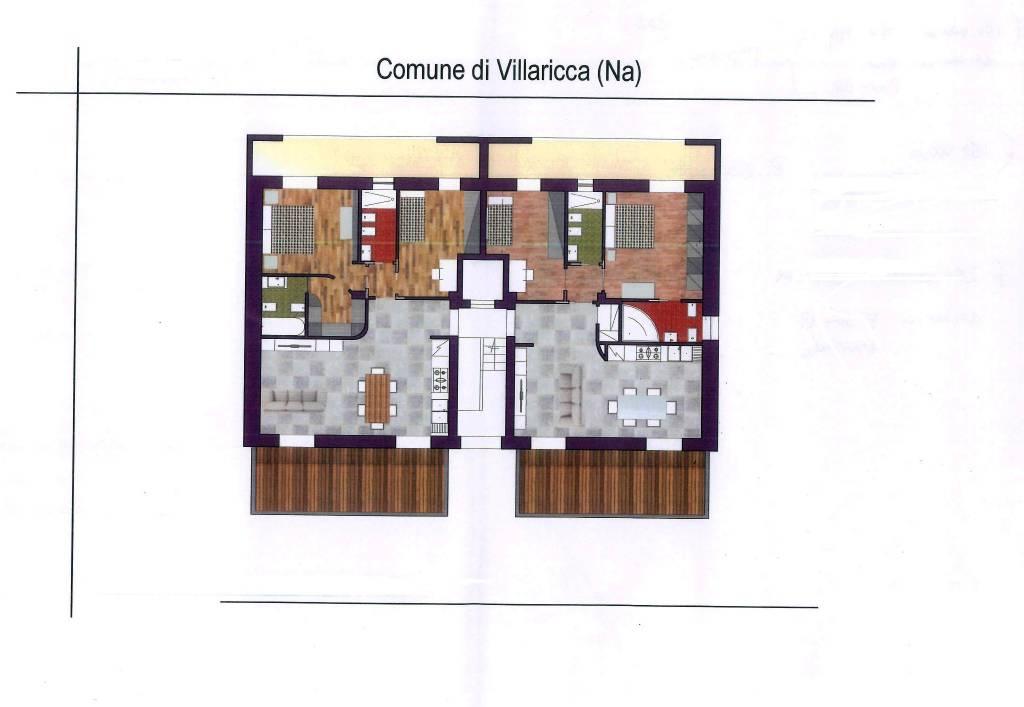 Appartamento in vendita a Giugliano in Campania, 3 locali, prezzo € 165.000 | PortaleAgenzieImmobiliari.it