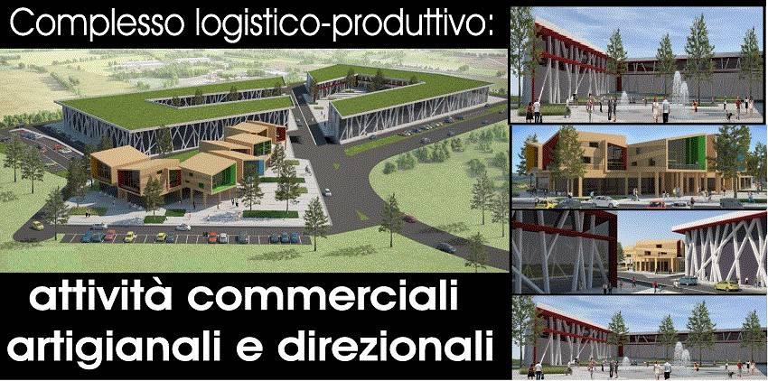 """FOGGIA -Zona ASI-""""Complesso logistico produttivo"""""""