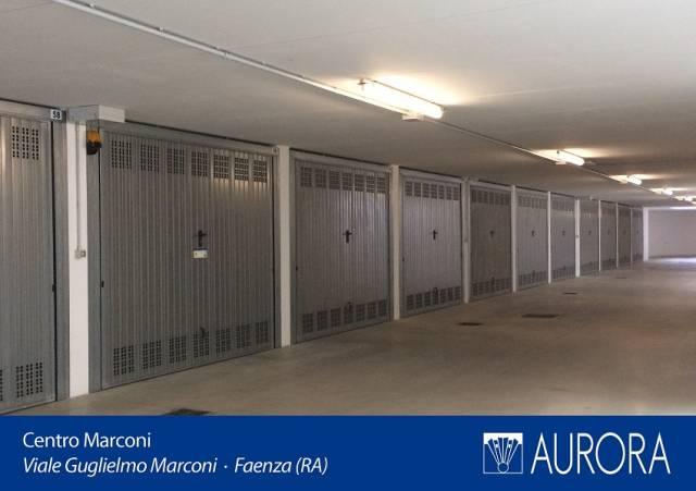 Garage - autosilos - parcheggio in vendita a Faenza (RA)