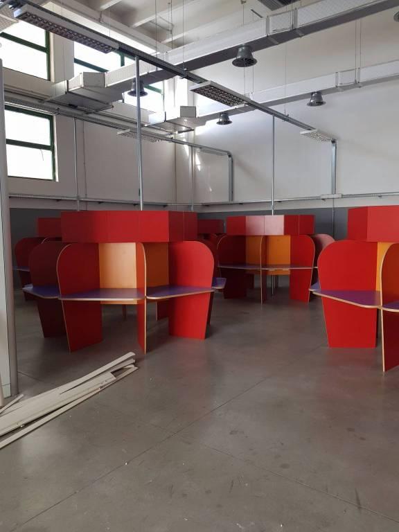 Montesilvano Via Vestina capannone attrezzato Rif. 8413983